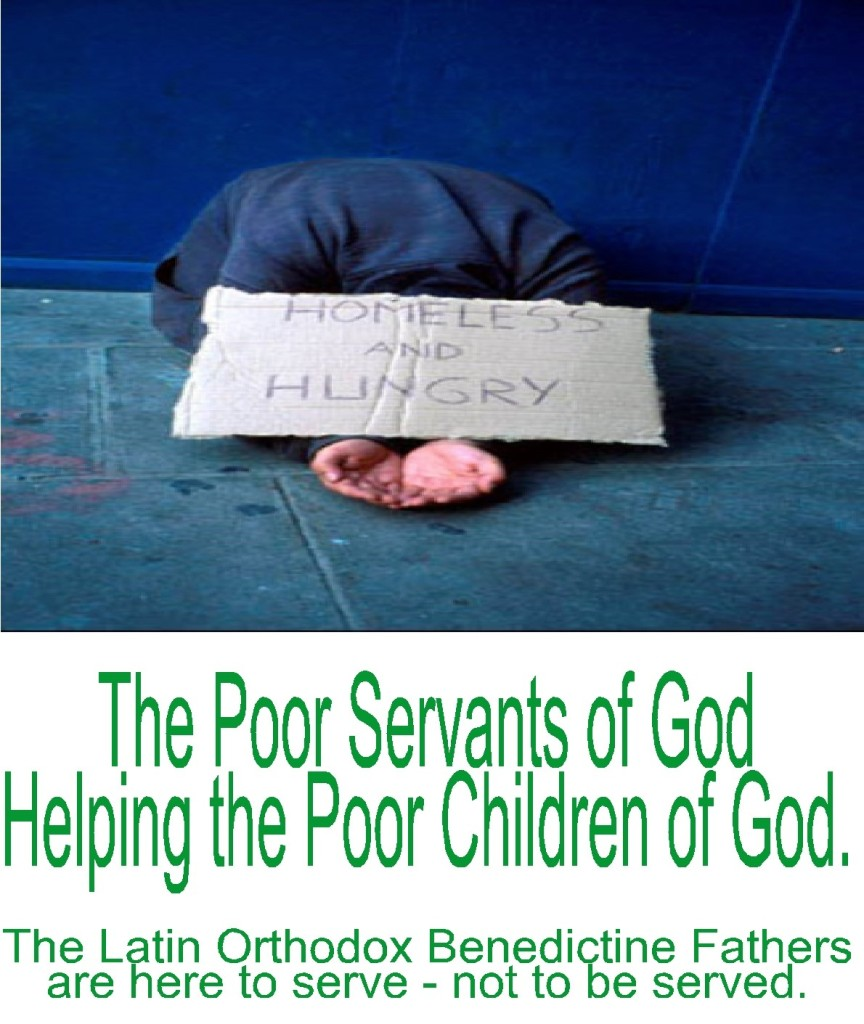 how to help the poor and homeless