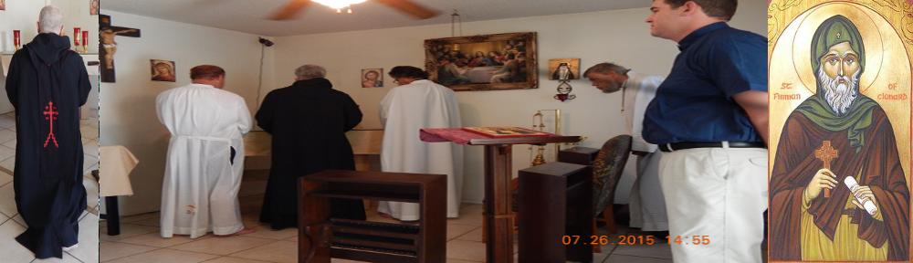St. Finian Orthodox Monastery, El Paso TX.